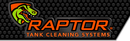 Raptor Tank Cleaning Systems logo